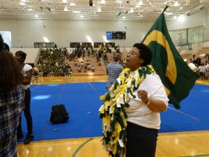 pep rally fun